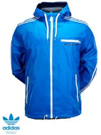 Men's Adidas Originals 'Rainproof' Jacket (M69523) x2: £18.95